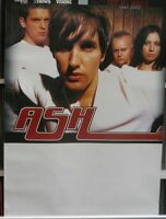 Ash:  2001 Free all angels  60cm X 85cm (approximately) Tour Poster