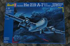 1:32 Revell 04666 Heinkel He 219 A-7 UHU OVP