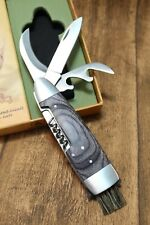 LAGUIOLE Taschenmesser / Pilzmesser - Multi Tool mit Bürste - Neu & ovp - 268687