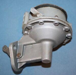NOS GM 1964-1966 Corvette OEM AC 40083 Fuel Pump 64 65 66 w/ Metal Tag  2 G 3