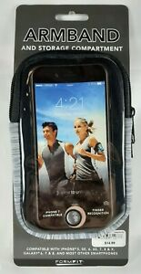 Formfit Armband. Sports Smartphone Case. Compatible with Iphone and Android