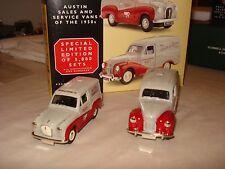 Austin A40 Vans Corgi/Vanguards