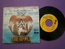 MARY HYLANE & George GILMOUR The Apple OST 45 SPAIN '80 Clinton Funkadelic