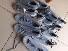 Lot revendeur destockage Chaussure basket toile mixe de taille 7 baskets
