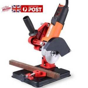 Mini Angle Grinder Stand Grinder Holder Cutter Support Cast Iron base