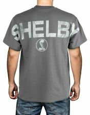 Shelby Super Snake Cobra 'Big Hit' Gray T Shirt Ford Mustang GT500 Terlingua SVT