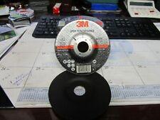 4-1//2 Diameter x 1//8 Width 7//8 Center Hole Diameter 4-1//2 Diameter x 1//8 Width 7//8 Center Hole Diameter 3M Ceramic Grain 36 Grit Cubitron II 66535 Cut-Off Wheel T27
