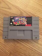 Tetris & Dr. Mario Super Nintendo Snes BA1