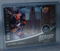 2016-17 Upper Deck MVP #304 NHL Territory Jack Eichel Buffalo Sabres