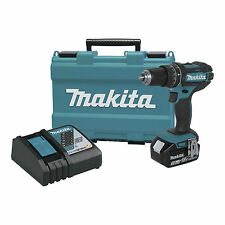 "Makita 18V 3.0Ah LXT Lithium-Ion Cordless 0.5"" Hammer Driver-Drill Kit | XPH102"