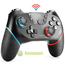 Wireless Bluetooth Controller for Nintendo Switch Pro Gamepad Games Accessories