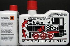 (100ml=2,20€) SR24 Dampf-& Reinigungsflüssigkeit 225 cm³/ 225 ml, Rauchöl,