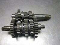 1974 Yamaha TY250A TY250 Transmission Gears Shafts