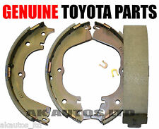 For TOYOTA HIACE 2.4D POWERVAN Rear Brake Shoes 96 - 01 LWB