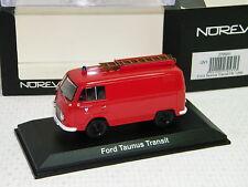 NOREV - FORD TAUNUS TRANSIT FK1250 POMPIERS BONEN 1964