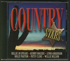 COUNTRY STARS  1999 CD BILLY JO SPEARS SKEETER DAVIS DOLLY PARTON GLEN CAMPBELL