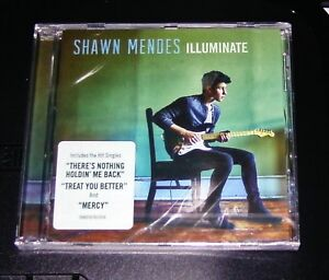 SHAWN MENDES ILLUMINATE REPACK MIT 3 BONUS TITEL CD SCHNELLER VERSAND NEU & OVP