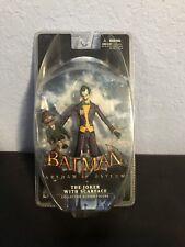 Batman Arkham Asylum The Joker w/ Scarface Figure DC Direct 2013