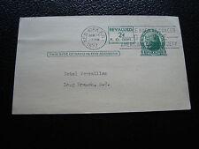 ETATS-UNIS - carte entier 1953 (cy56) united states