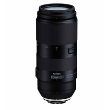 Tamron 100-400mm F/4.5-6.3 Di VC USD Lens for Nikon Mount A035 Cleaning Kit