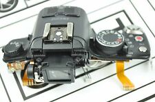 Panasonic Lumix GH2 Top Cover View Finder Flash Unit Mode Dial Parts EH1917
