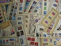 RUSSIA DOUBLE size INTERESTING 100 mostly diff 60s & 70s sets,SS check them out!