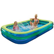 Planschbecken Pool Kinder Schwimmbecken Kinderpool Schwimmbad Wasserspaß Garten