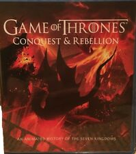 Game Of Thrones Season 7 Bonus Disc Conquest & Rebellion (Blu-ray) NEW