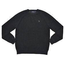 Polo Ralph Lauren Mens Sweater Crew Neck Pullover Jacket Pony Logo S M L Xl Xxl