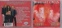 Midnight Circus - Money Shot  (CD, Apr-2005, Perris Records) GLAM METAL