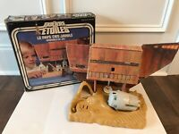 STAR WARS LAND OF THE JAWAS LA GUERRE DES ETOILES KENNER CANADA MIB VINTAGE 1978