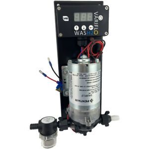 Streamboard 100psi Shurflo Pump and Controller Water Fed Poles Window Cleaning