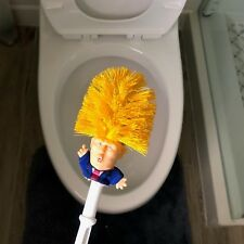 Donald Trump Toilet Brush Original Trump Toilet Brush, Make Toilet Great Again