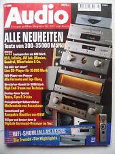 Audio 3/99, Technics SU C su A 3000, accuphase E 211, Arcam Alpha 9, Linn CD 12,