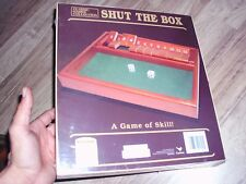 Cardinal Classic Games Collection Shut the Box Boys Girls Ages 6+Christmas gift