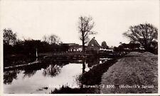 Burwell. Source of River # J 3500 in McBeath's Series.
