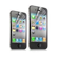 O31 iPhone 4 / 4S Clear Schutzfolie  Folie Vorderseite