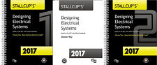 2017 Stallcup's® Designing Electrical Systems Volume 1 & 2 + Answer Key