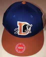 DURHAM BULLS Minor League Replica Baseball Adjustable YOUTH Hat