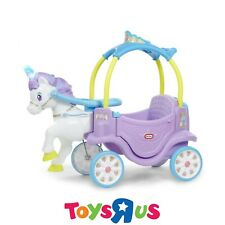 Little Tikes Magical Unicorn Ride-On Carriage