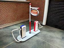 More details for 1:43 dinky toys fuel pump petrol diesel gas station esso 49d 0 gauge atlas