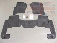 Land Rover OEM LR4 Discovery 4 L319 2013-2016 OEM Genuine Rubber Mat Set NEW