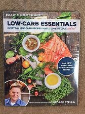 NEW Paperback Low-Carb Essentials: Everyday Low-Carb Recipes You'll Love to Cook
