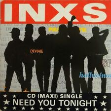 INXS : NEED YOU TONIGHT - [ CD SINGLE ]