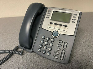 Cisco SPA509G 12 Line IP Phone With Display PoE PC Port