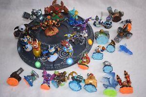 Skylanders figures joblot bundle 30x items arena for PS4 PS3 Wii Xbox one 360