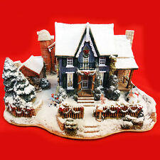 "Home For The Holidays 3.75"" England Lilliput Land New Never Sold No Box L-2797"