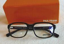 New in Box Paul Frank Radio Rainshower Eyeglasses Tortoise Frames RX 118