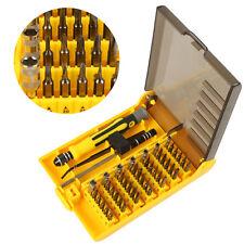 45in1 Precision Electron Screwdriver Magnetic Torx Repair Tool Set Xbox PC Phone