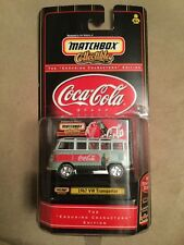 Matchbox Collectibles Coca~Cola 1967 VW Transporter